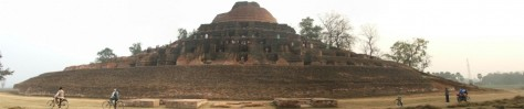 Kalama stupa, India